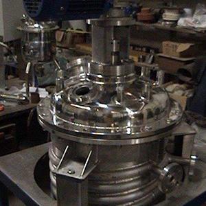 Reator de processo químico